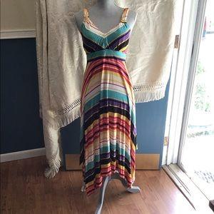 American rag colorful sundress